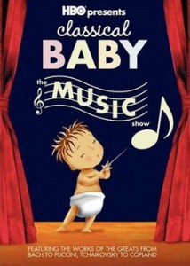 Classical Baby The Music Show DVD