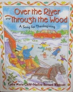 Over the River and Through the Wood by Child pictures by Westcott