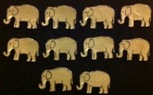 10 Elephants
