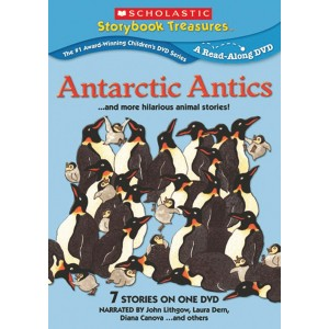 Antarctic Antics DVD