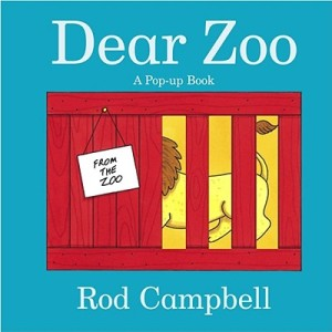 Dear Zoo by Campbell