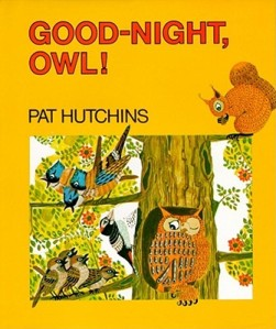 Good Night Owl by Hutchins