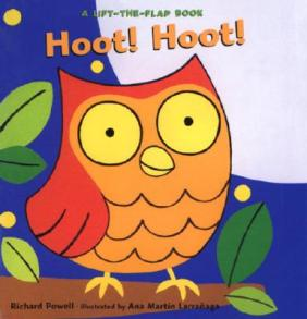 Hoot Hoot by Powell