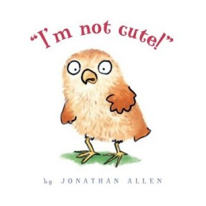 I'm Not Cute by Allen