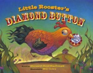 Little Rooster's Diamond Button by MacDonald