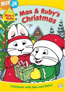 Max and Ruby's Christmas DVD