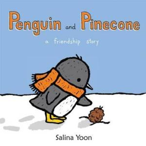 Penguin and Pinecone by Yoon