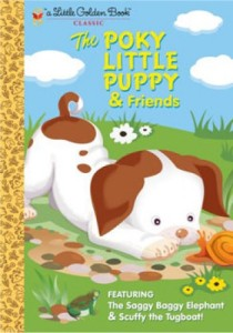 Poky Little Puppy DVD