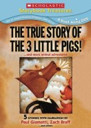 True Story of the Three Little Pigs DVD