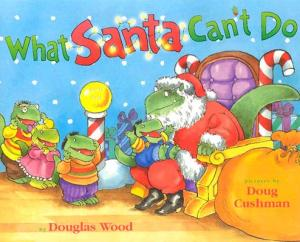 What Santa Can't Do by Wood