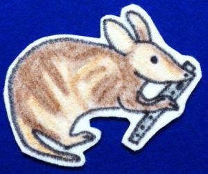 Australian A-Hunting We Will Go Flannelboard 2