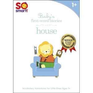 Baby's First Word Stories House DVD