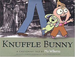 Knuffle Bunny by Willems