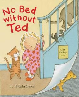 No Bed Without Ted by Smee