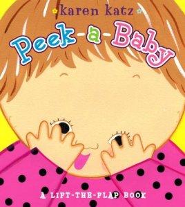 Peek-a-Baby by Katz