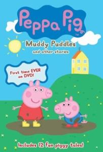 Peppa Pig Muddy Puddles DVD