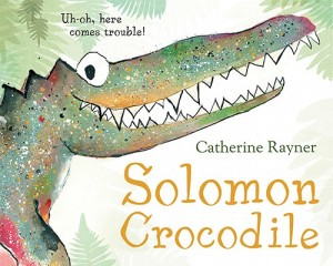 Solomon Crocodile by Rayner