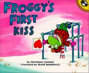 Froggys First Kiss by London