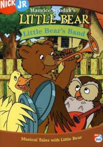 Little Bear's Band DVD