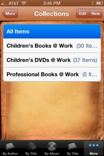 My Library App 3
