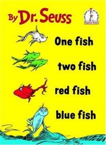 OneFishTwoFishRedFishBlueFishbySeuss