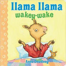 LlamaLlamaWakey-WakebyDewdney