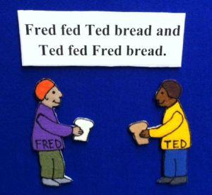 Bread Tonguetwister