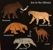 Mammoths in the Ice Age Flannelboard2-Labeled