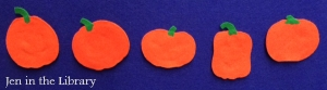 5 Little Pumpkins Flannelboard cropped with logo