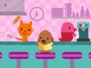 Sago Mini Pet Cafe Landing