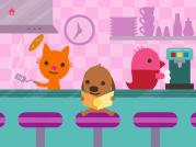 Sago Mini Pet Cafe Landing