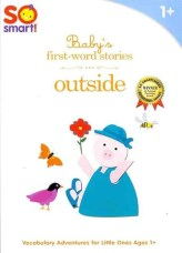 Baby's First Word Stories Outside DVD