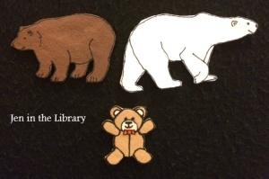 Bears Flannelboard logo