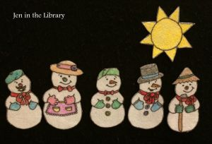 Five Little Snowpals logo cropped