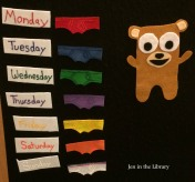 Bear in Underwear Flannelboard 4 logo