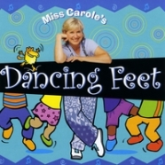 Carole Peterson Dancing Feet