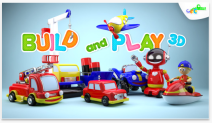Build and Play 3D screenshot 1