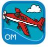 Planes app Logo