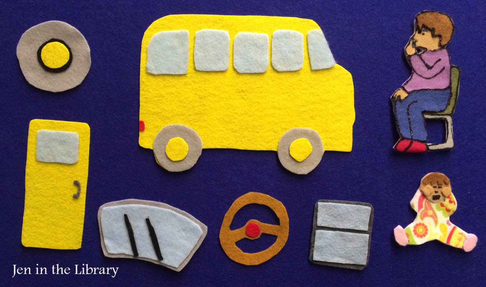 buses  u2013 infant storytime