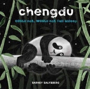 Chengdu Could Not, Would Not Fall Asleep by Saltzberg