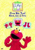 Elmo has Two DVD
