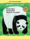 Panda Bear Panda Bear What Do You See by Carle