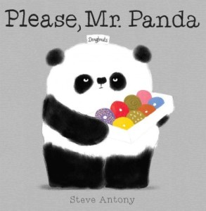 Please Mr Panda by Antony