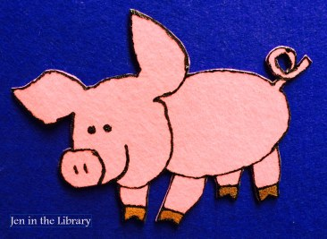 Tail of the Pig flannelboard cropped named