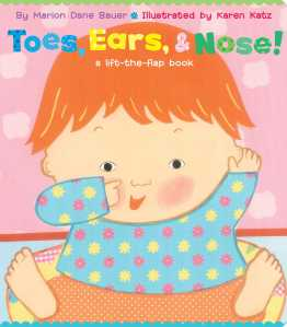 Toes Earys and Nose by Bauer