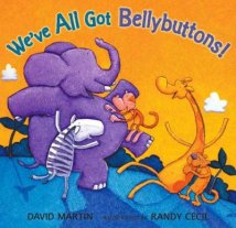 We've all got bellybuttons by Martin