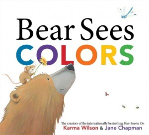Bear Sees Colors by Wilson