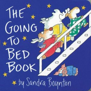Going to Bed Book by Boynton
