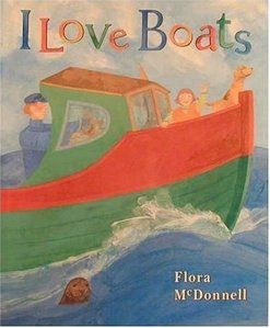 I Love Boats by McDonnell