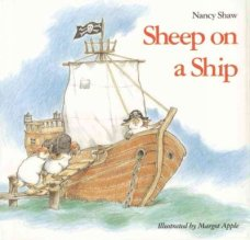 Sheep on a Ship by Shaw